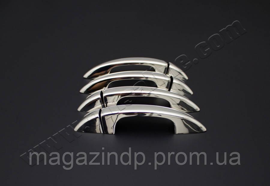 Volkswagen Touareg (2010-) Дверные ручки 4-дверный Код товара: 3818890