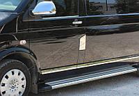 Volkswagen T5 (2003-2015) Накладка на лючок бензобака Код товара: 3818893, фото 1