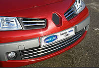 ne 5D/3D/Sedan/SW (2006-2010) Накладки на решетку радиатора 4шт Код товара: 3818895, фото 1