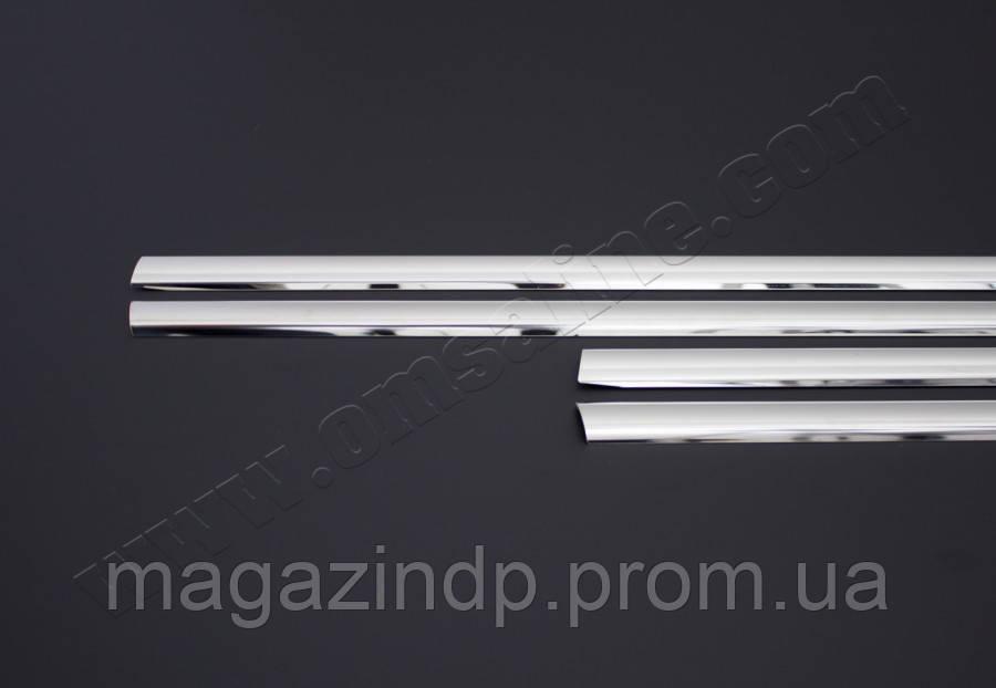 Kangoo (2008-) Молдинги стекол нижние 4шт Код товара: 3818905