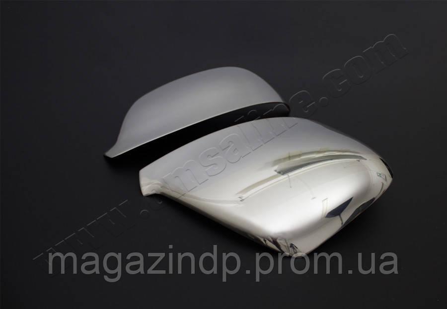 Volkswagen T5/T6/Amk/ Q7 (2010-) Накладки на зеркала 2шт Код товара: 3818906
