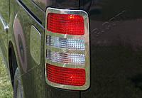 Volkswagen Caddy (2010-) Окантовка на стопы 2шт Код товара: 3818920, фото 1