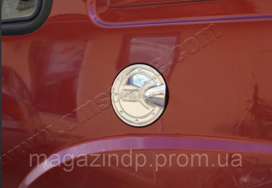 Fi Doblo (2000-) Накладка на лючок бензобака Код товара: 3818932
