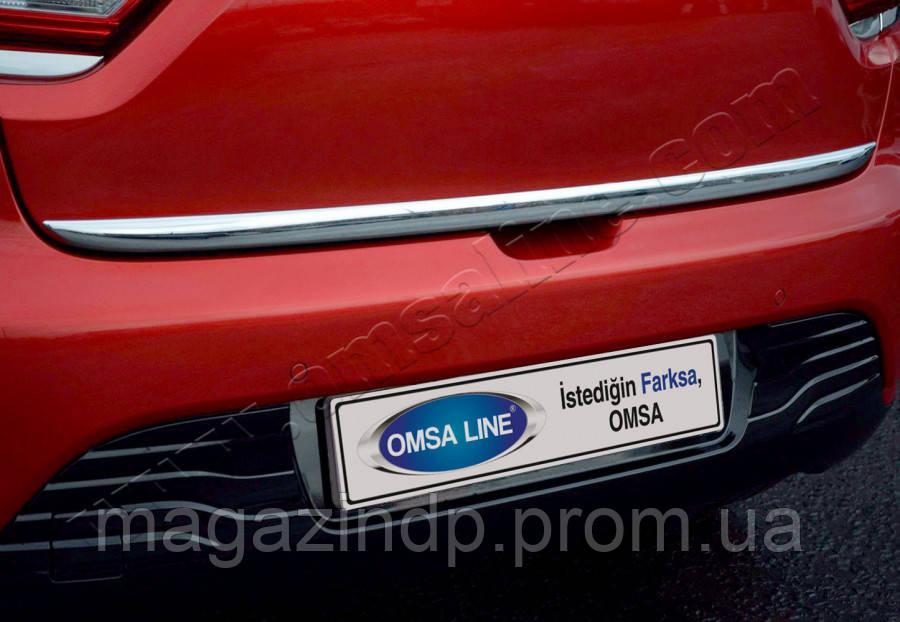 Clio IV 5D (2012-) Кромка крышки багажника нижняя Код товара: 3818944