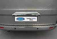 Ford Transit Custom (2012-) Накладка над номером на багажник Код товара: 3818954, фото 1