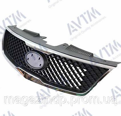 Решетка радиатора Kia Ce/Ce Koup 2009-2012 хром. рамка 184005991 863501M010 Код товара: 3819405