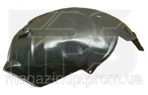 Подкрылок Opel Zafira 05-11 передний правый, задняя часть 5210 392 Код товара: 3819410