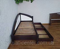 """Детская деревянная кровать с выдвижными ящиками """"Радуга Премиум"""", фото 3"""