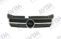 Решетка радиатора Opel  B 1994-1999 с хром. накладкой 6320014 Код товара: 3824689
