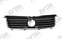 Решетка радиатора Volkswagen Pass B5 2001-2005 хром./черн. Код товара: 3825284