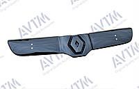 Зимняя накладка (глянцевая)  Trafic 2001-2006 (решетка) Код товара: 3825287, фото 1