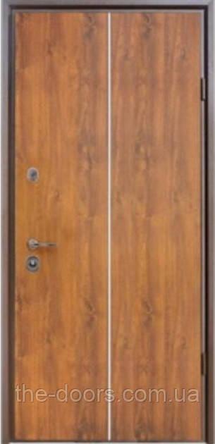 Двері вхідні STRAJ Proof модель Party B
