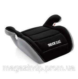 Детское автомобильное кресло (бустер)  F100K 15-36 кг серо-черное Код товара: 3825338