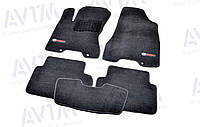 Коврики в салон ворсовые для Nissan X-Trail T31 (2007-2014) /Чёрные Premium BLCLX1433 Код товара: 3825352, фото 1