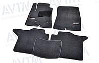 Коврики в салон ворсовые для Mitsubishi Paje IV (2006-) 5 дв. /Чёрные Premium BLCLX1400 Код товара: 3825354, фото 1