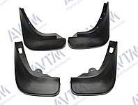 Брызговики полный комплект для Ford Focus HB 2004-2011 комплект 4шт MF.FOFO0411FR Код товара: 3827903, фото 1