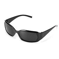 """Очки перфорационные тренажеры """"Sport 2"""" для улучшения зрения. Тренировочные очки для зрения"""