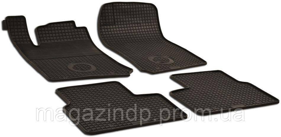 Коврики в салон для Opel Vectra B 1995-2002 черный 4шт GZ 156025179 Код товара: 3830309
