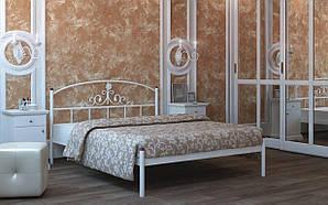 Металлическая кровать Кассандра. ТМ  Металл-Дизайн