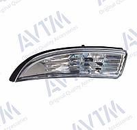 Указатель поворота Ford Fiesta VI 2008-2017/B-Max 2012- левый в зеркале 1748313 Код товара: 3830347