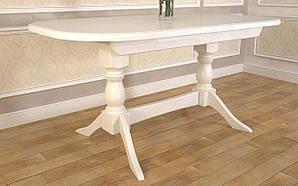 Стол обеденный, раскладной Престиж деревянный ТМ Arbor Drev