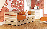 Деревянная кровать Нота Плюс Щит 80х190 см. Эстелла 90х190