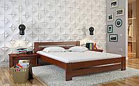 Деревянная кровать Симфония Сосна  90х190 см. Arbor Drev