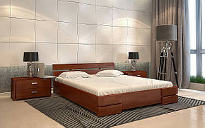 Кровать деревянная двуспальная Дали ТМ Arbor Drev