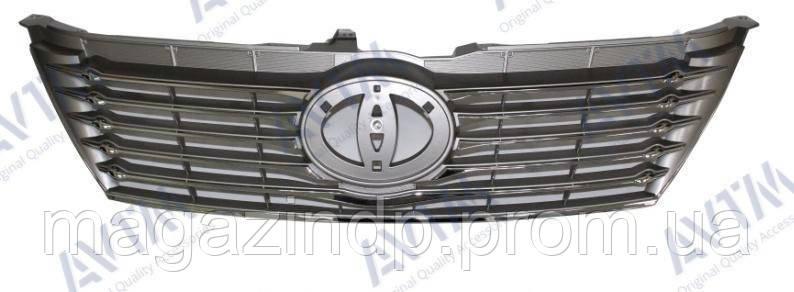 Решетка радиатора Toyota Camry 2011-2014 EUR хром.серая Код товара: 3967467