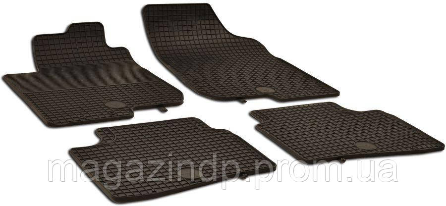 Коврики в салон для KIA Ceed/Hyndai I30 2007-2012 серые 4шт GZ 156033259 Код товара: 4156767