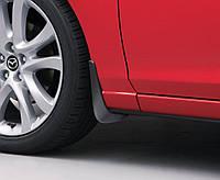 Брызговики передние для Mazda 6 2012- оригинальные 2шт GHP9V3450 Код товара: 4520261