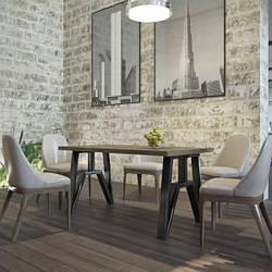 Стол Прайм 120 Металл-Дизайн Лофт
