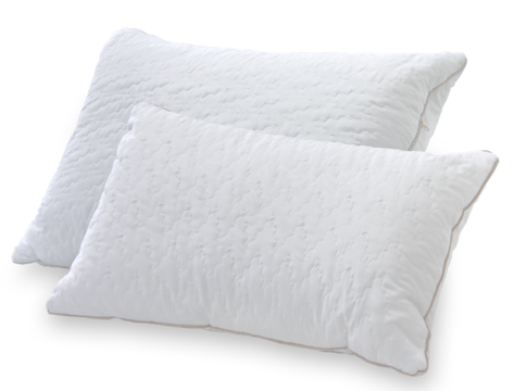 Подушка спальная «Лебяжий пух» ТМ Велам