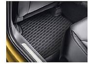 Коврики в салон для Volkswagen Arteon 2017- задние 2шт 3G806151282V Код товара: 4646128