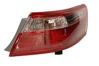 Фонарь задний Toyota Camry 2006-2011 правый внешний 212-19N8R-A Код товара: 4646161