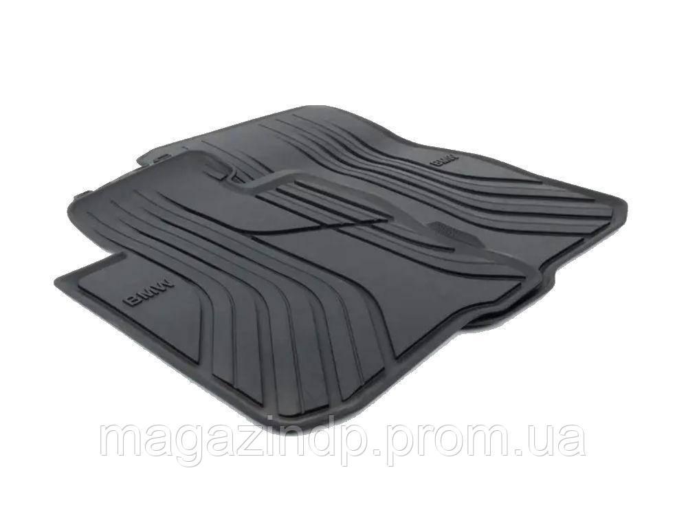 Коврики в салон для BMW 4 (F32/F36) X-Drive 2013- передние 2шт Код товара: 4646181