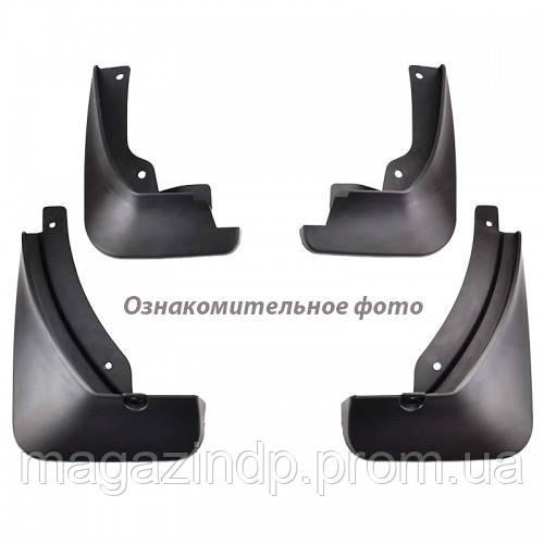 Брызговики  Peugeot 308  2012- НВ (полный кт 4-шт), кт. Код товара: 4817590