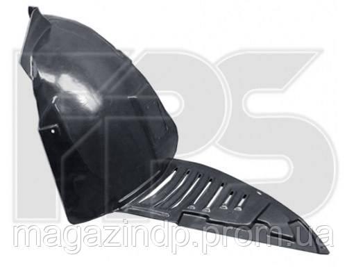 Подкрылoк Peugeot 407 04-10 передний левый передняя часть 5405 387 Код товара: 4817614