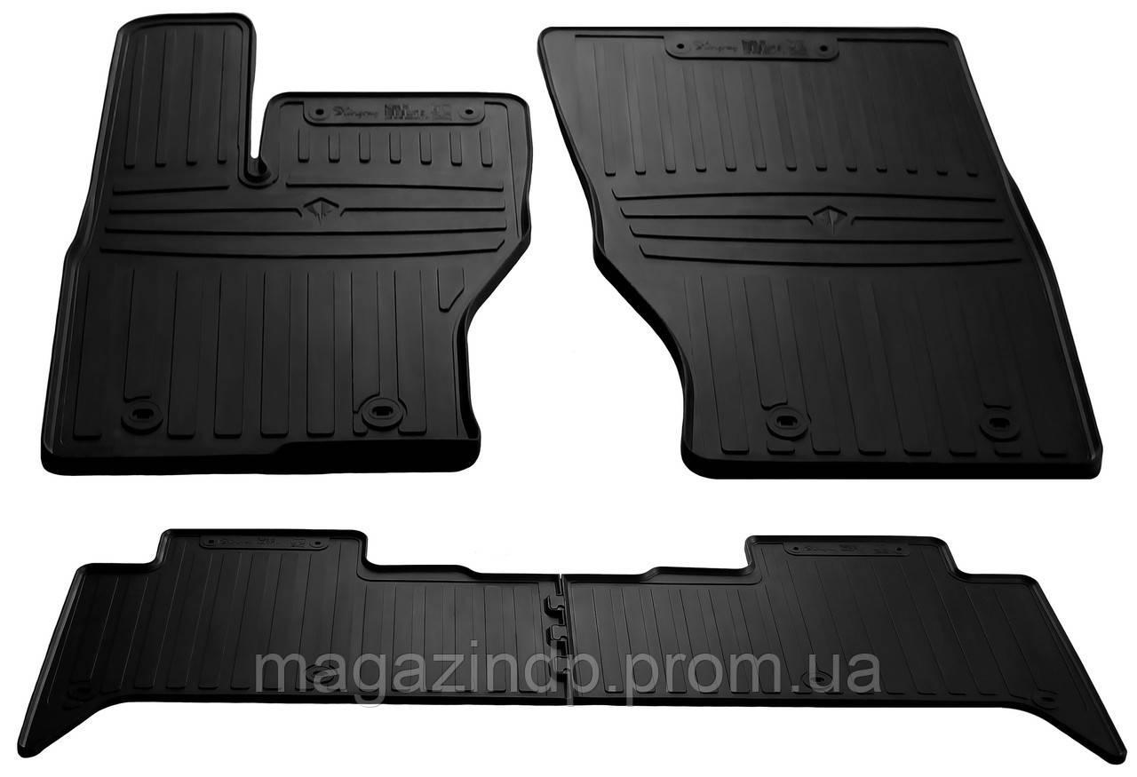 Коврики в салон для Land ver Range ver IV (L405) 12- (special design 2017) (комплект - 4 шт) 1047064 Код товара: 4817642