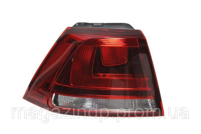 Фонарь задний Volkswagen Golf VII 2012- левый внешний 441-19D9L-UE Код товара: 4817669