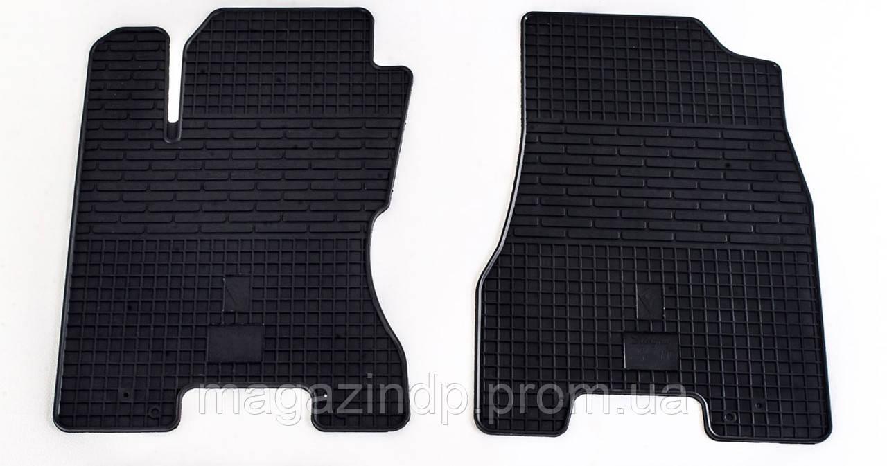 Коврики в салон для Nissan X-Trail 07- (передние - 2 шт) 1014022 Код товара: 4817674
