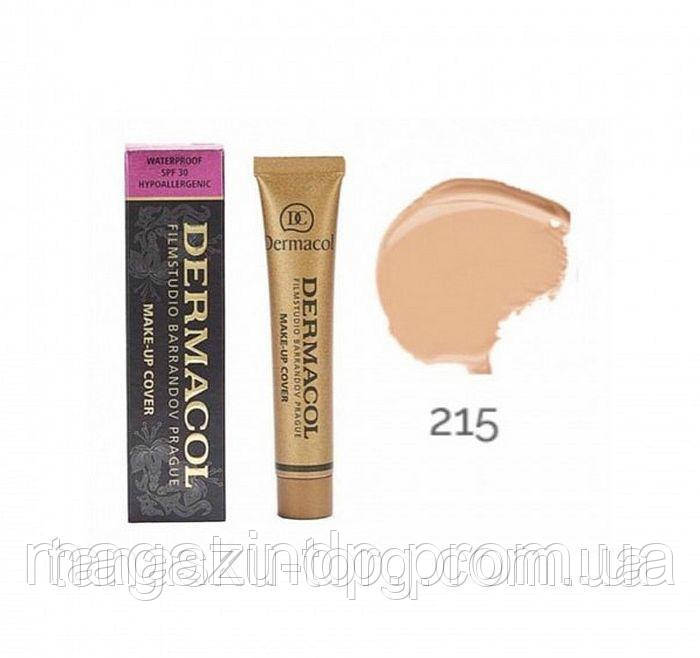 Тональный крем 215 Make-up cover Код товара: 1255340