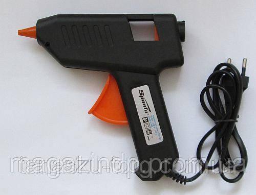 Клеевой пистолет Sparta, 40W Код товара: 1255443