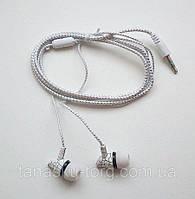 Вакуумные наушники (кабель на тканевой основе) Код товара: 1255655, фото 1