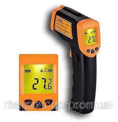 Цифровой инфракрасный термометр пирометр Ar320 (-320) Код товара: 1255807