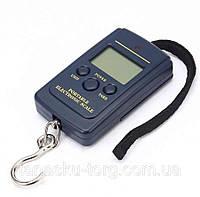 Весы электронные, кантер до 40 кг (шаг 10г) с батарейками Код товара: 1255860, фото 1