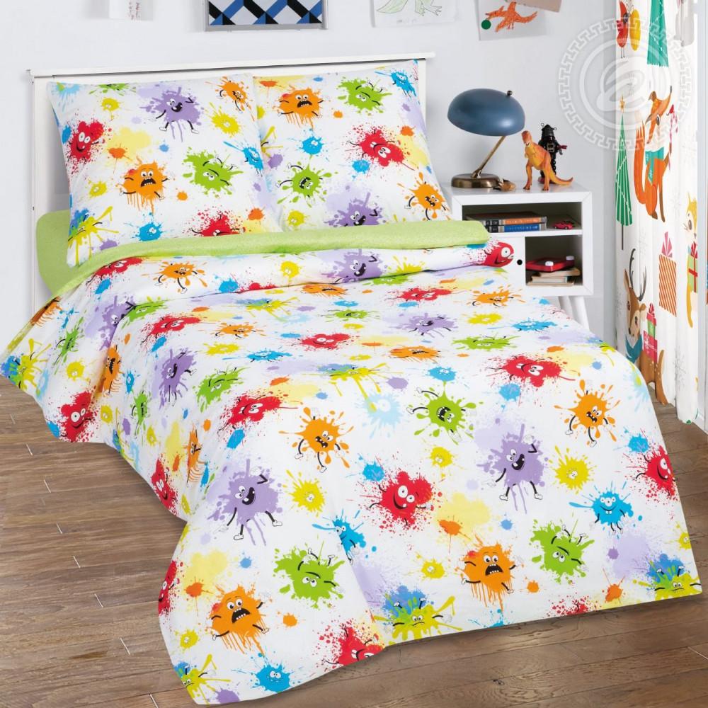 Постельное белье Промокашка поплин ТМ Комфорт текстиль (подростковый)