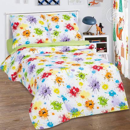 Постельное белье Промокашка поплин ТМ Комфорт текстиль (подростковый), фото 2