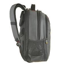 Рюкзак для ноутбука 32х48х17 Ju Xi Long 3 отделения ткань Нейлон на ПВХ основе   кс9621сер, фото 2