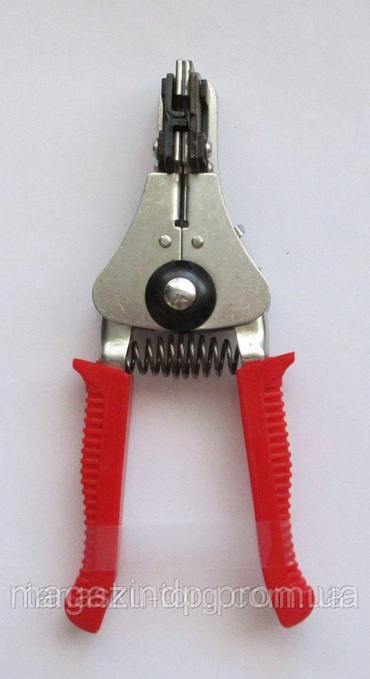 Инструмент для автоматической зачистки проводов (стриппер) Код товара: 1255947